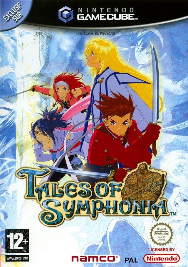 Jaquette de Tales of Symphonia
