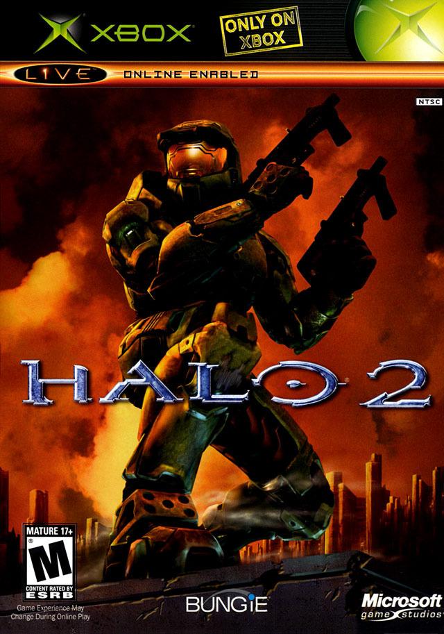 Jaquette de Halo 2